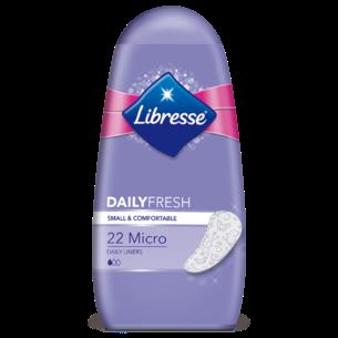 Ежедневные прокладки Dailyfresh Микро | Libresse