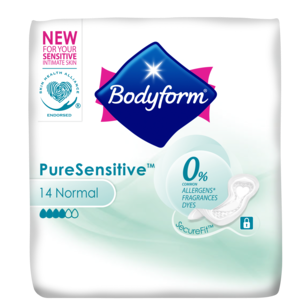 PureSensitive™ Ultra Normal Towels